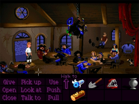 The Secret of Monkey Island started my love for adventure games.