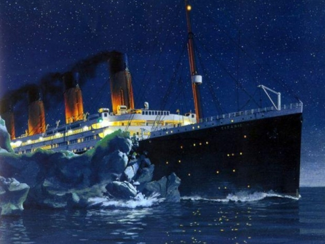 "As one gamer said: ""Man jumps off Hindenburg, lands on Titanic."""