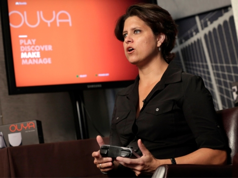 Uhrman believes that OUYA is the leader is creating a game ecosystem.