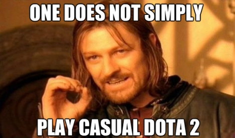 Even the memes are telling us that MOBA games are a serious business for all involved.
