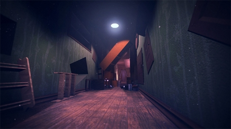 Hot 50 games for 2014 - Among the Sleep