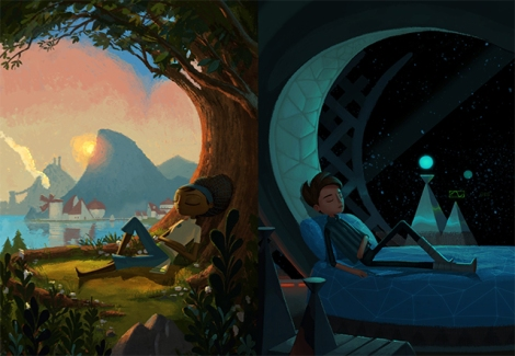 Hot 50 games for 2014 - Broken Age