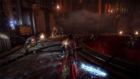 Hot 50 games for 2014 - Castlevania Lords of Shadow 2
