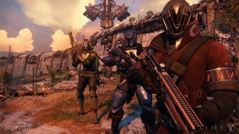 Hot 50 games for 2014 - Destiny