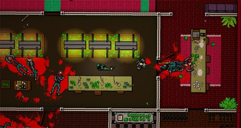 Hot 50 games for 2014 - Hotline Miami 2 Wrong Number