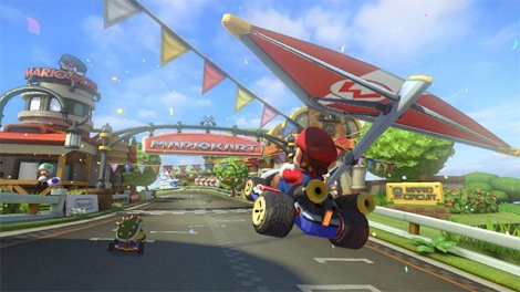 Hot 50 games for 2014 - Mario Kart 8