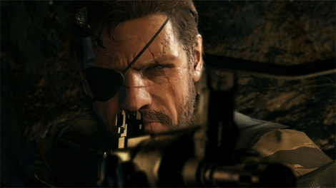 Hot 50 games for 2014 - Metal Gear Solid V The Phantom Pain