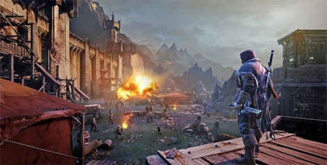 Hot 50 games for 2014 - Middle-earth Shadow of Mordor