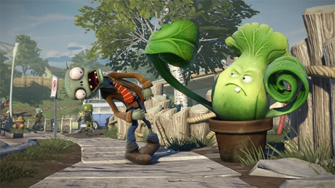 Hot 50 games for 2014 - Plants vs. Zombies Garden Warfare