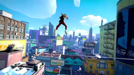 Hot 50 games for 2014 - Sunset Overdrive