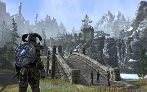 Hot 50 games for 2014 - The Elder Scrolls Online