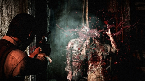 Hot 50 games for 2014 - The Evil Within