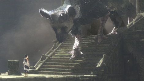 Hot 50 games for 2014 - The Last Guardian
