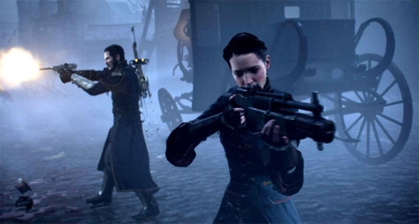 Hot 50 games for 2014 - The Order 1886