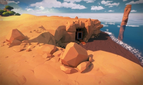 Hot 50 games for 2014 - The Witness