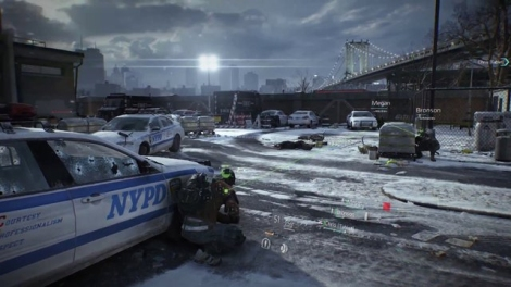 Hot 50 games for 2014 - Tom Clancy's The Division