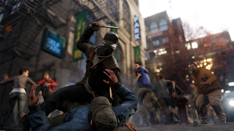 Hot 50 games for 2014 - Watch Dogs