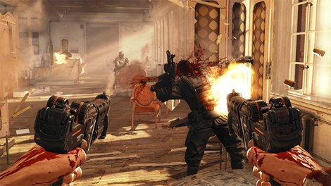 Hot 50 games for 2014 - Wolfenstein The New Order