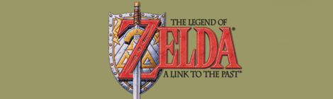Title - The Legend of Zelda A Link to the Past