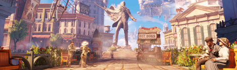 Featured - Disappointing video games Bioshock Infinite