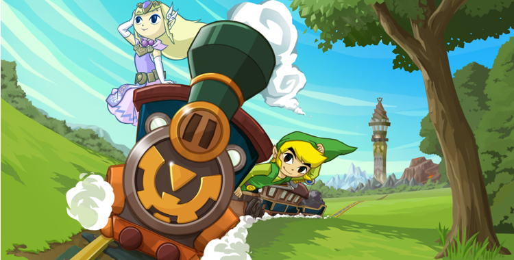 Featured - The Legend of Zelda Spirit Tracks