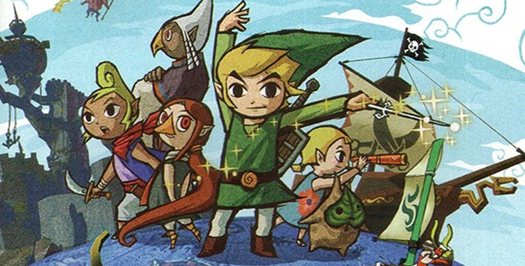 Featured - The Legend of Zelda The Wind Waker