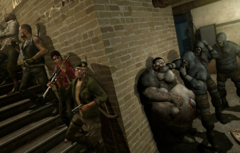 Left 4 Dead Artwork