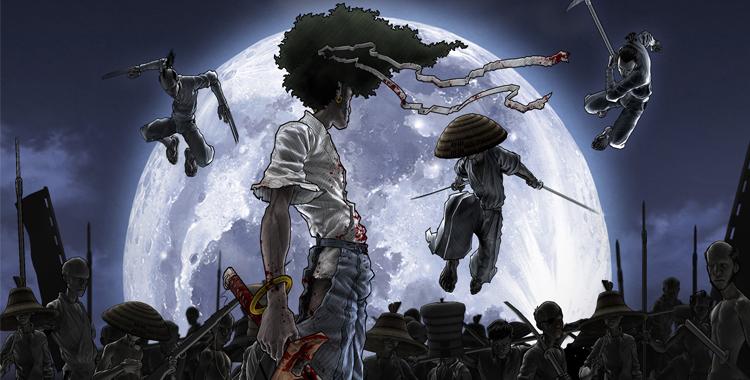 Featured - Afro Samurai 2