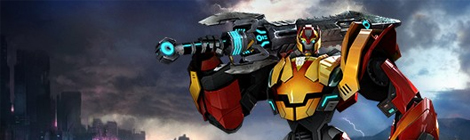 Featured - EGX 2014 Transformers Universe